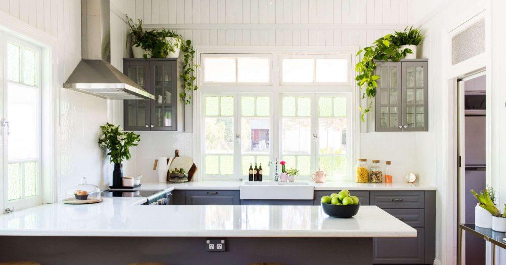 Тренд дизайна кухни 2021 - Натуральность