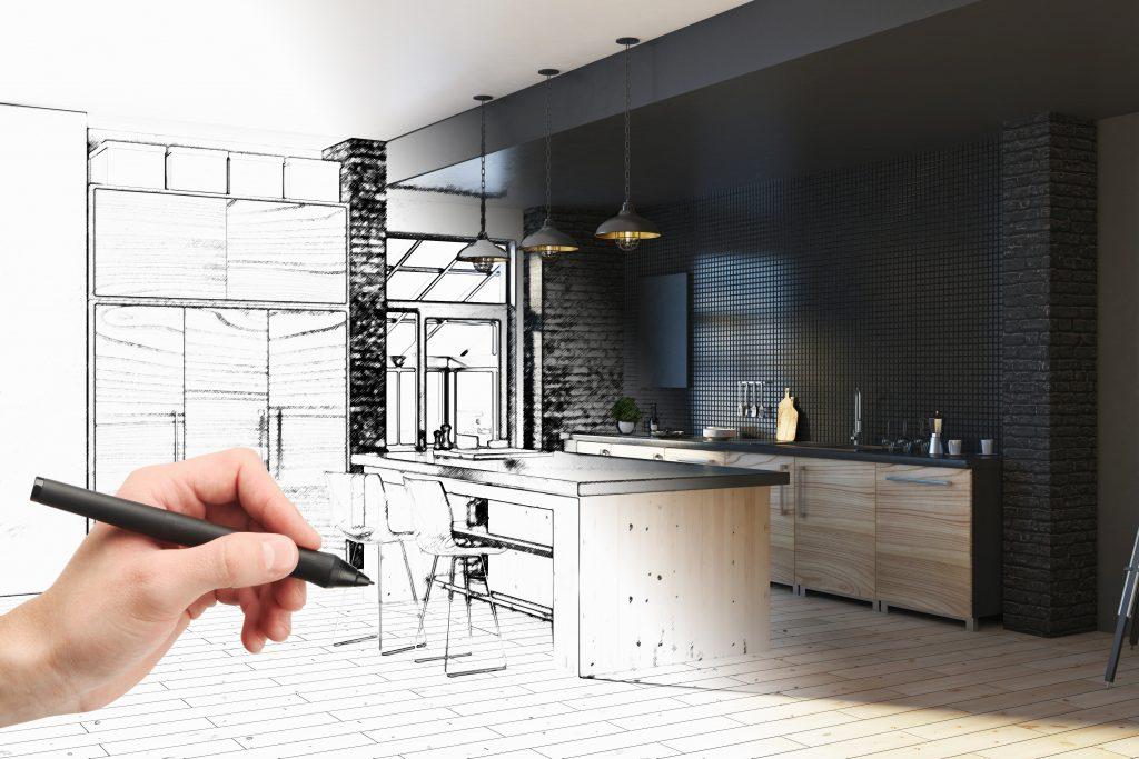 Проектирование кухни лучше доверять профессионалам