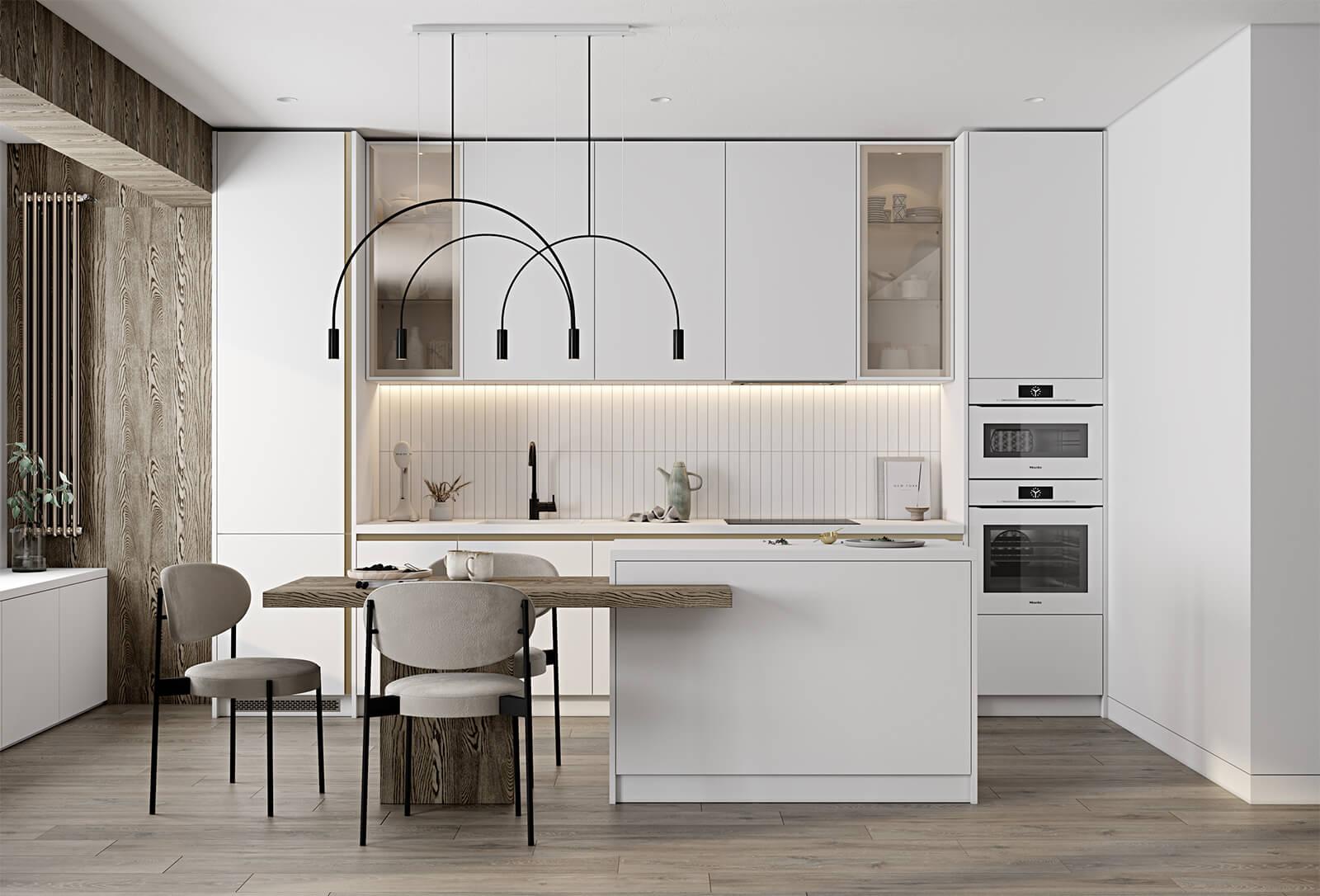 Модульные кухни - это удобное и выгодное решение